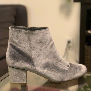 Velvet Merona Booties Size 11 (Women)